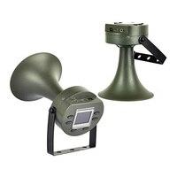 CP 395 MP3 Bird Caller Hunting Decoy Bird Sound Loudspeaker Electronics LCD Portable Shooting Equipment