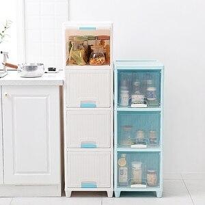 Estante de almacenaje para cocina de 33cm de ancho, depósito para condimentos en capas para el hogar, estante de suelo tipo cajón de almacenamiento de pie