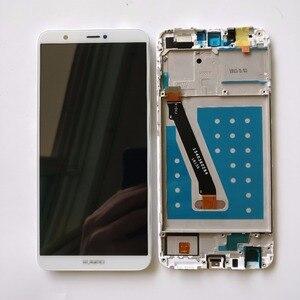 Image 4 - 100% testé nouveau 5.6 pouces pour Huawei P Smart FIG LX1/FIG L21 plein écran LCD + écran tactile numériseur assemblée avec cadre