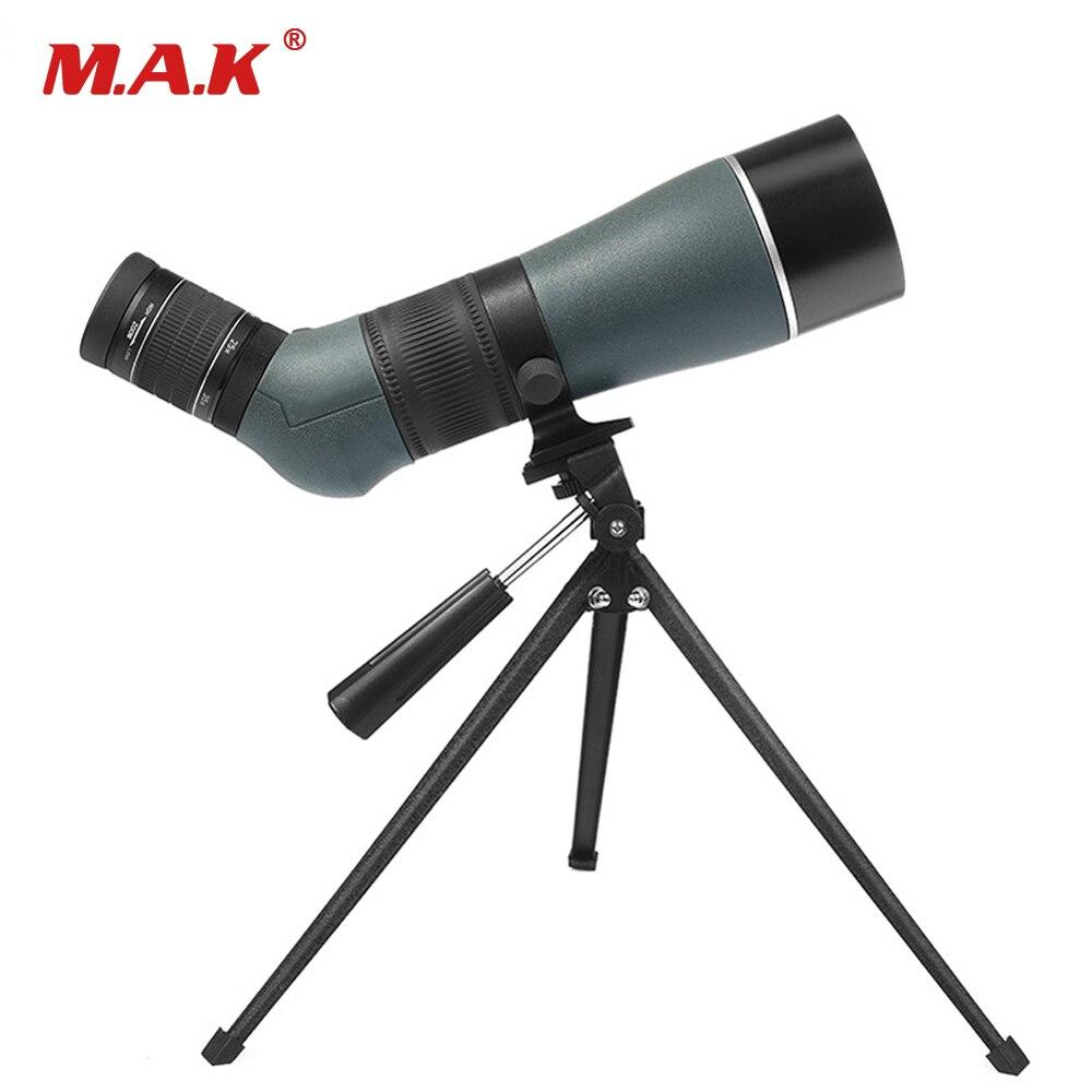 15-45X65 Long Range Monocular Telescope Big Angle Wideangle Zoom Low Light Level Night Vision Waterproof for Hunting Shooting зрительная труба veber snipe 15 45x65 gr zoom