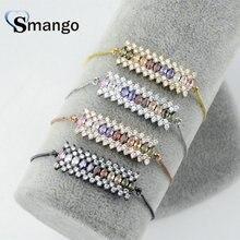 Women CZ Bracelet, Fashion Jewelry,2019 New Arrival!Strip-Type, Four Colors, Can Wholesale,5pcs