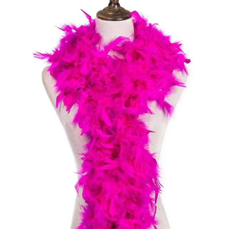 2 ярда, высококачественные пушистые розовые красные турецкие перышки, боа, около 50 грамм, сделай сам, Декор, перышки фазана для рукоделия, свадебные автомобильные Шлейфы|Перо|   | АлиЭкспресс