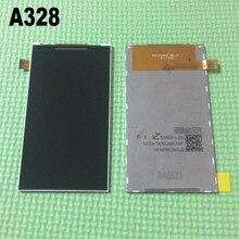 Mejor Calidad Probada de Trabajo Módulo de Panel de la Pantalla LCD Monitor de Pantalla Para Lenovo A328 Teléfono Inteligente de Reparación de Piezas