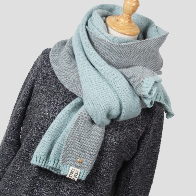 Apparel Accessories Yishine Hot Fashion Children Boys Girls Winter Scarf Kids Baby Warm Neck Scarves Knitting Scarfs