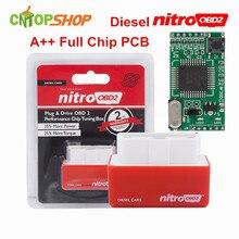 Nitro привлечь diesel момент дизель чип-тюнинг крутящий больше плагин розничной obd
