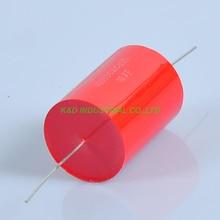 2pcs 26*35mm MKP 10uF 400V DC Audiophiler Audio Grade Capacitor Amp