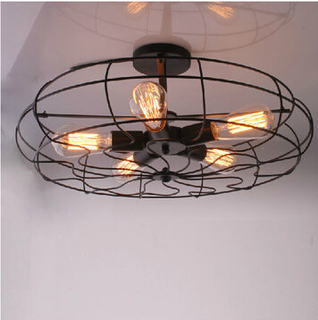 Loft RH style dining room decoration light  black loft fan ceiling lamp coffee shop art light bar / bedroom light  free shipping bar chairs blue green seats free shipping warehouse computer stools dining room coffee house benches furniture shop page 7
