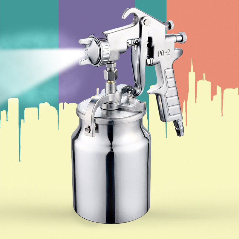 Beautiful Paint Spray Tools Part - 11: High Quality Paint Spray Gun Durable And Long Service Life Spraying Tools  For Home Factory Outdoor Use Good Atomization Effect-in Spray Guns From  Tools On ...