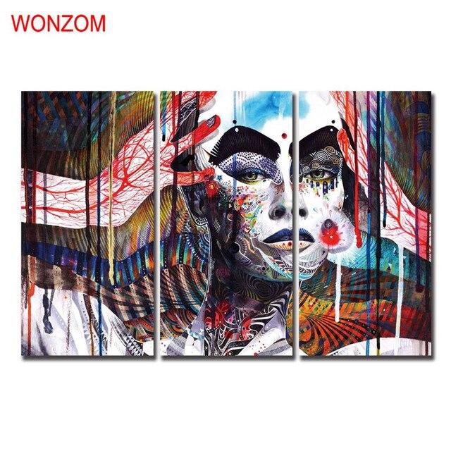 Grande dipinti astratti su tela hl36 pineglen for Immagini dipinti astratti