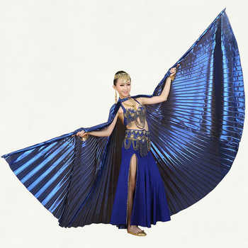 2018 Beautiful Belly Dance Isis Wings Oriental Design New Wings without Sticks - DISCOUNT ITEM  0% OFF All Category