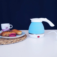 Foldable 750ML Electric Water Kettle