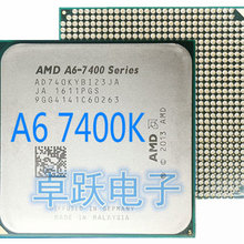 AMD A6-Series A6 7400 K A6 7400 K 3,5G 65W Socket FM2
