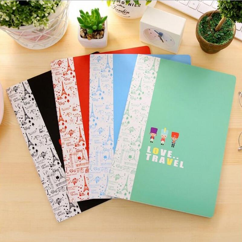 4 bucăți / Lot Dotted Notebook Drăguț jurnal de carte Festivalul - Blocnotesuri și registre - Fotografie 5