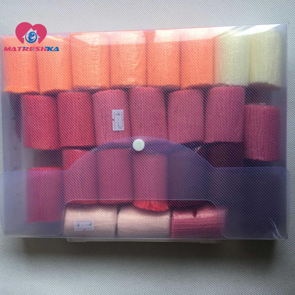 Dropshipping Kartun Latch Hook Kit Bantal DIY Buatan Tangan Dicetak Kanvas Latch Hook Kit Klink Haak Kleed Dekorasi Natal