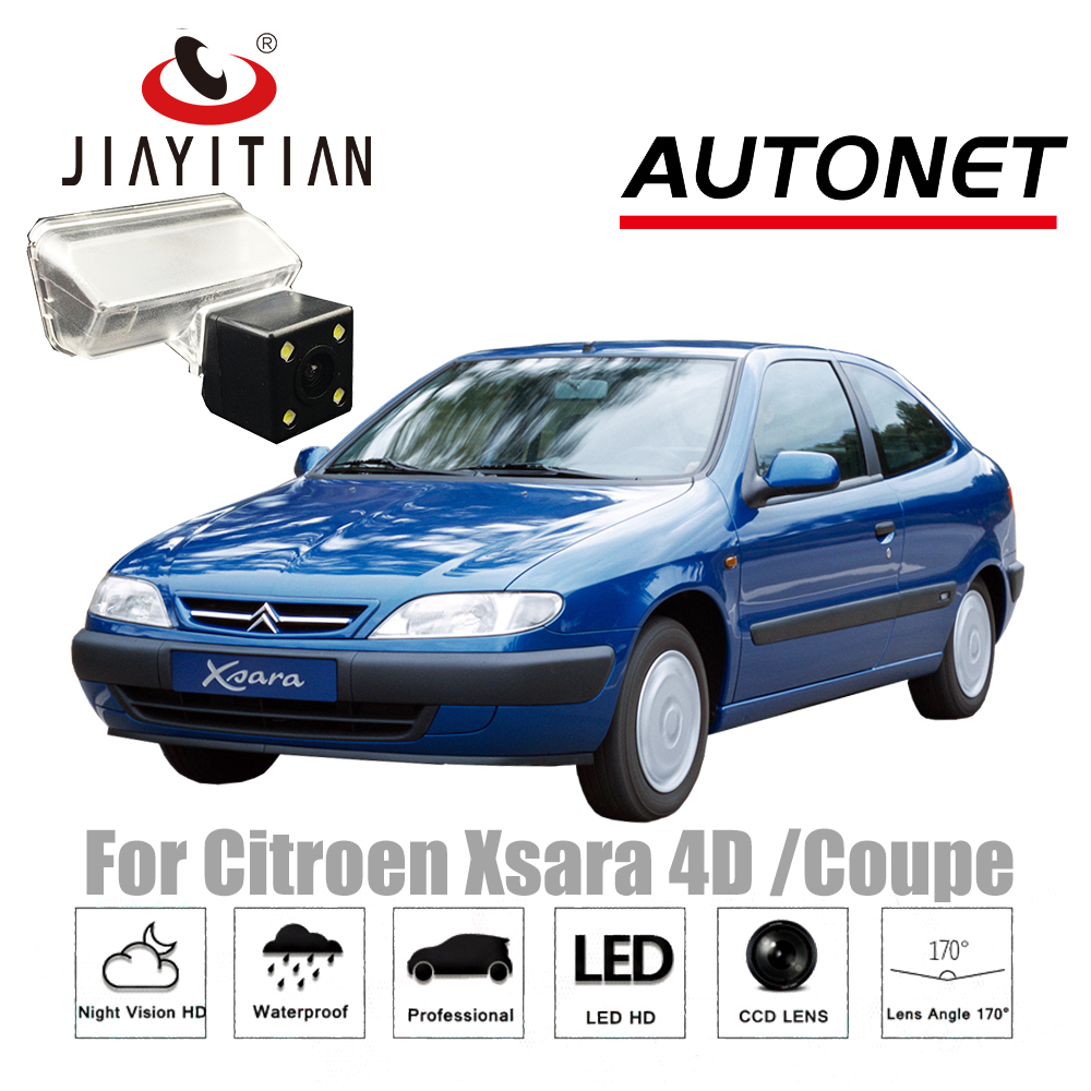 JIAYITIAN Car font b Camera b font For Citroen Xsara Picasso MPV CCD Night Vision Reverse