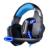 CADA G2200 Vibração USB Pro estúdio Gaming Headset fone de ouvido 7.1 Surround Sound jogo Fone De Ouvido com Microfone para PC Gamer