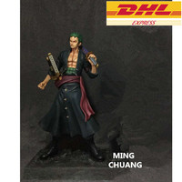 51.57Statue ONE PIECE Bust The Straw Hat Pirates Roronoa Zoro 1:1 (LIFE SIZE) GK Action Figure Collectible Model Toy BOX D935