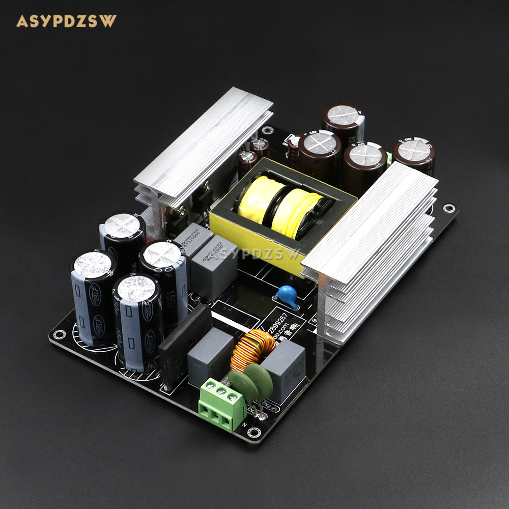 High quality HIFI 800W +/-80V LLC Soft switching power supply board Power amplifier PSU finished board