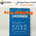 DOOGEE NOVA Y100X Battery 100% Original 2200mAh Replacement Backup Battery For DOOGEE NOVA Y100X Smartphone Free Shipping