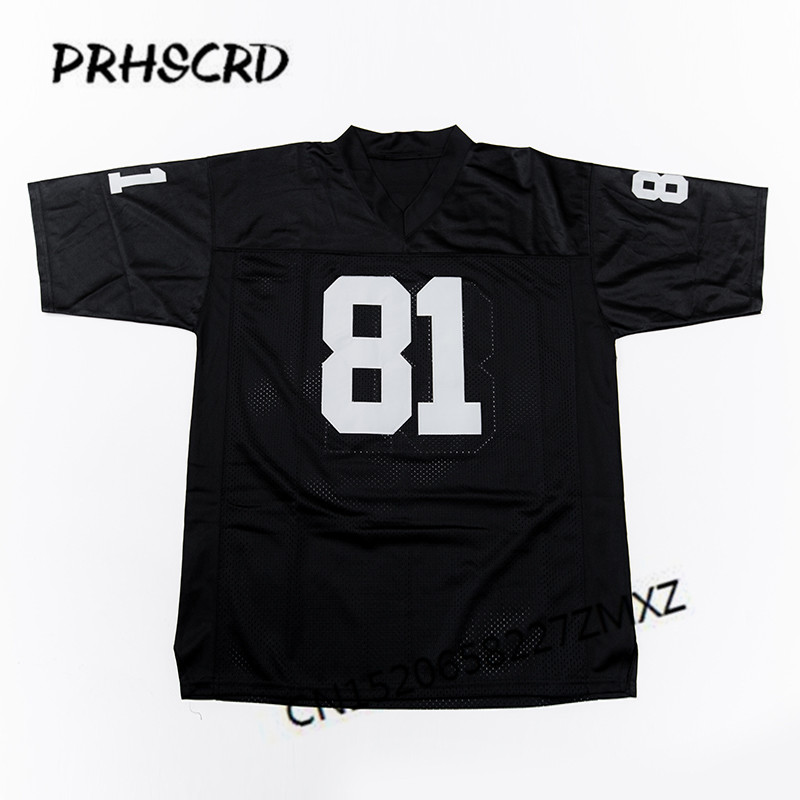 19a93b4c US $29.99  Retro star #81 Tim Brown Embroidered Throwback Football  Jersey-in America Football Jerseys from Sports & Entertainment on  Aliexpress.com   ...