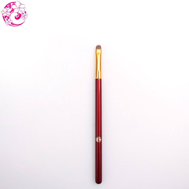 ENERGY Brand Professional Weasel Eyeliner Brush Red Make Up Makeup Brushes Pinceaux Maquillage Brochas Maquillaje Pincel L113 цена и фото