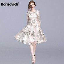 Borduren Borisovich Vrouwen Fashion