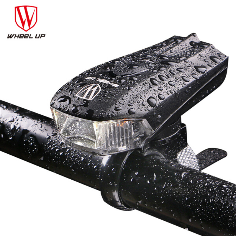 WHEEL UP 2017 LED USB Rechargeable Bike Light Front Bicycle Head-lights Waterproof MTB Road Cycling Flash-light Touch Night Safe wheel up bike head front light usb rechargeable mountain road bicycle lights waterproof headlamp night cycling accessories k3006