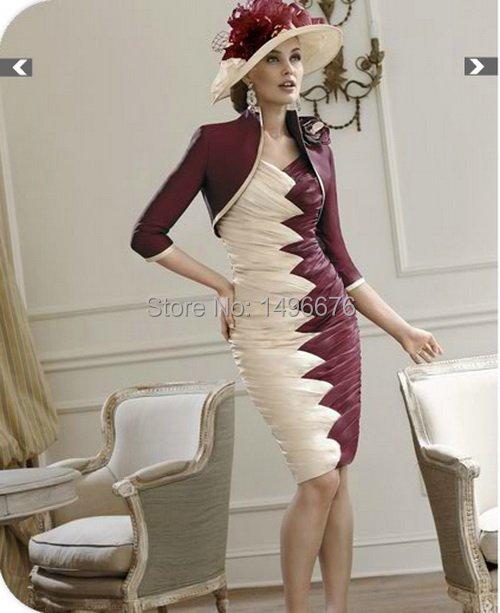 Монтаж платья