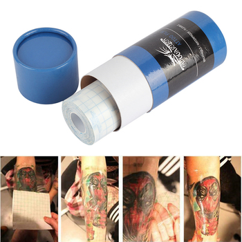 10M Roll Protective Breathable Tattoo Film After Care Tattoo Repair Sticker For Tattoo Accessories Supply