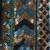 Verão Geométrica Do Vintage Colorido Top De Lantejoulas Em Torno Do Pescoço Mulheres Glittering Lantejoulas Curtas Sexy Parte Superior Do Tanque Colete Tops de Culturas
