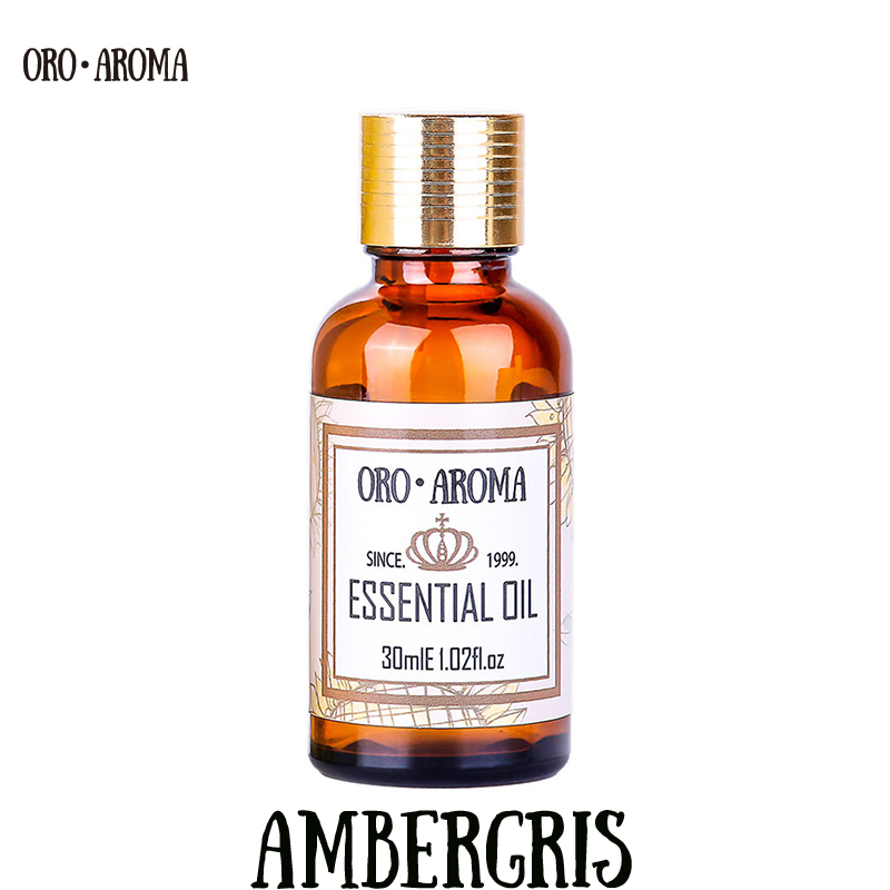 Famous brand oroaroma natural aromatherapy Ambergris essential oil Perfume raw materials Ambergris oil famous brand oroaroma free shipping natural musk essential oil relieve the nerve balance mood aphrodisiac musk oil
