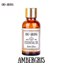 Famous brand oroaroma natural aromatherapy Ambergris essential oil Perfume raw materials Ambergris oil