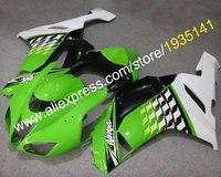 Hot Sales,Popular Motorcycle parts For Kawasaki fairings ZX 6R 07 08 Ninja ZX 6R 2007 2008 636 ZX6R Cowling (Injection molding)