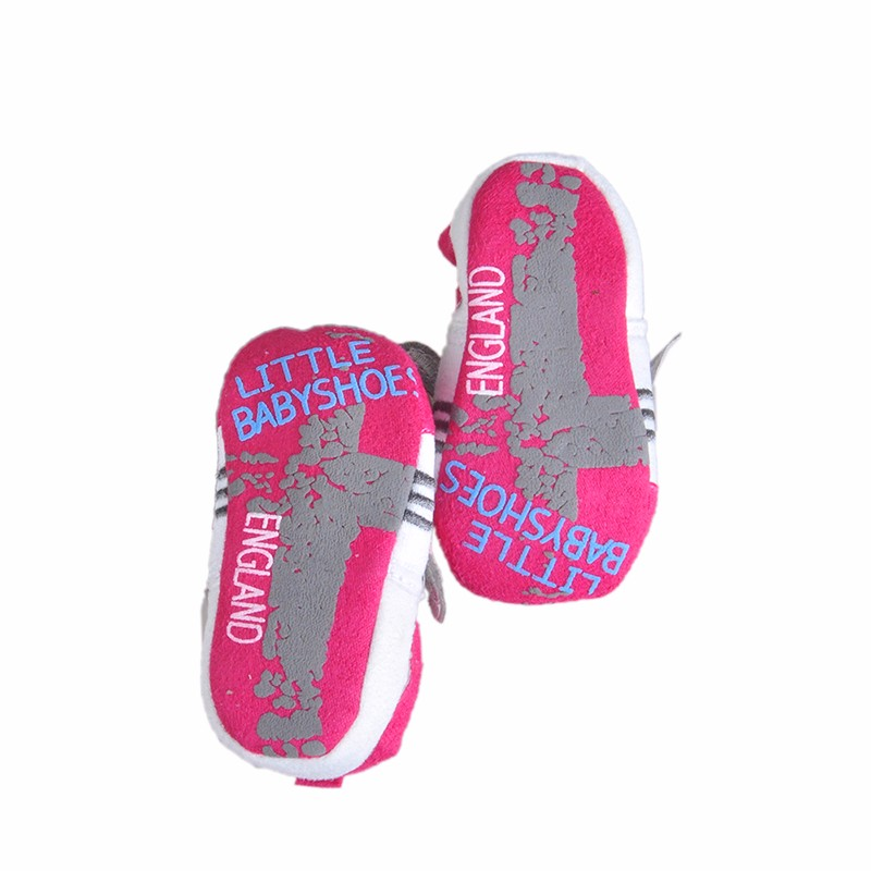 2016 New Style Newborn Baby Shoes Infant Shoes Winter Soft Cotton Baby First Walker Baby Shoes Boy Toddler Keep Warm Thick shoes (2)