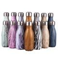 500 ML/1000 ML de vino de acero inoxidable en forma de botella termo de viaje de botella de frasco de botella de vacío botella para botellas de agua de bolos coche hervidor de agua