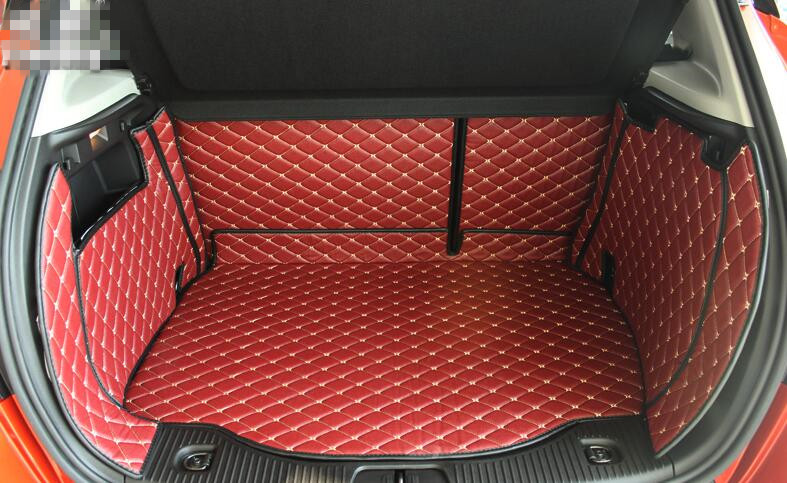 High Quality Amp Free Shipping Full Set Trunk Mats For