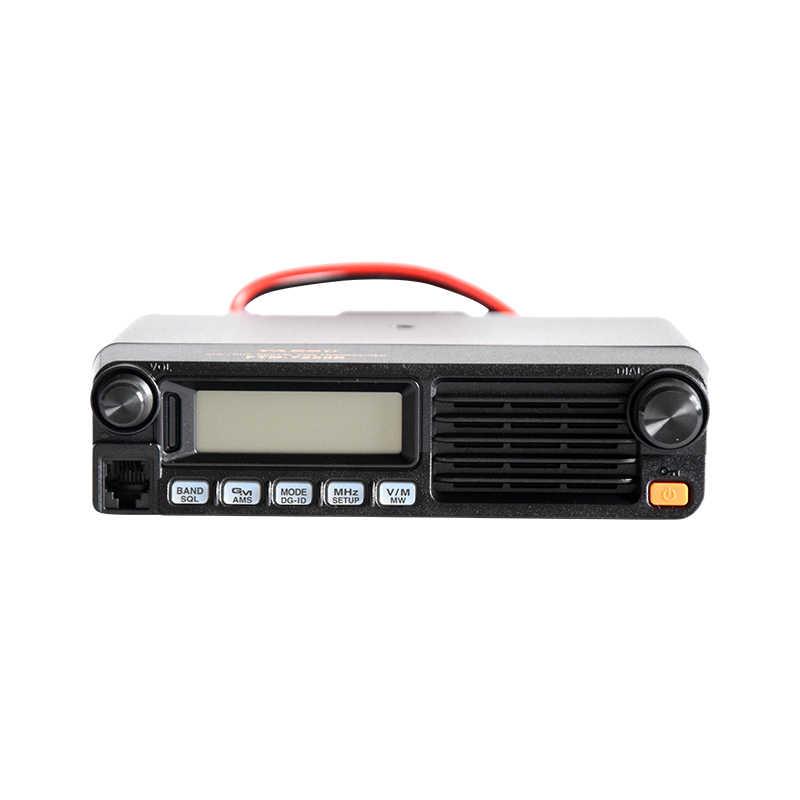 新製品八重洲 FTM-7250DR 車デュアルバンドデジタルラジオカーラジオ 50 ワット高電力トランシーバ