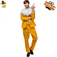 DSPLAY 2019 Cosplay Male Costume Original New Men's Personality Clothing Fascinating Oktoberfest Festival Rave Beer Suit Costume