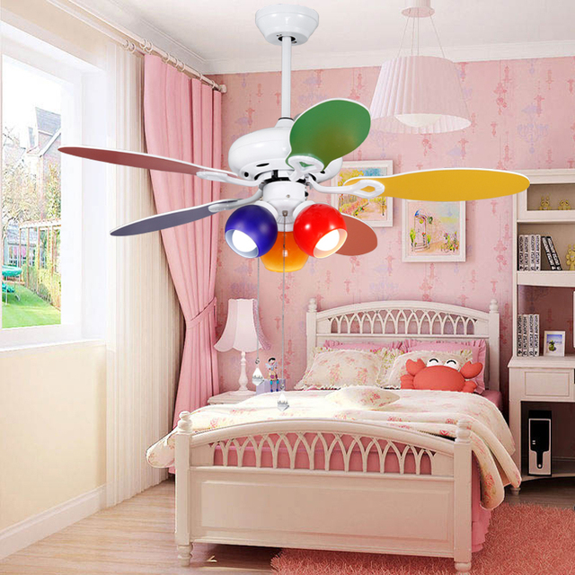 Strange Us 465 0 Childrens Room Off The Ceiling Fan Light Dinner Hall Color Fan Light With Wooden Lamp Fan Restaurant Zh Fs11 In Ceiling Fans From Lights Download Free Architecture Designs Ferenbritishbridgeorg