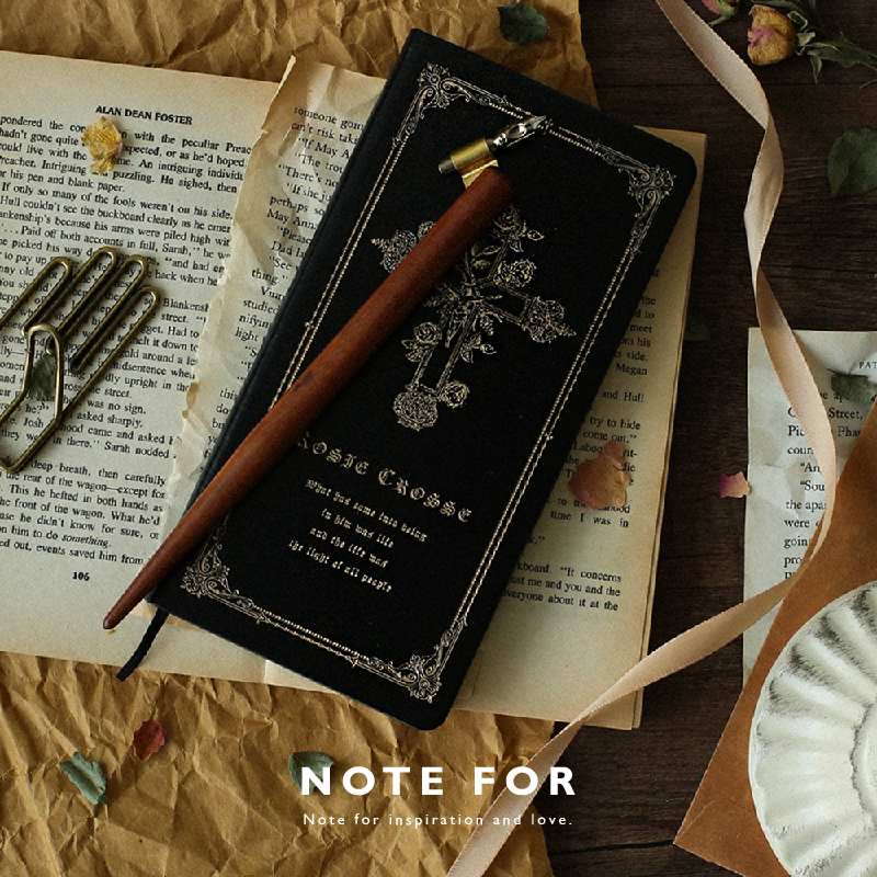 Note For Classic Weekly Planner 9.4*18.7cm Hobonichi Weeks Fashion Journal 80 Sheets Undated Half Yearly Planner Gift the beauty and beast floral diary a6 undated monthly weekly planner hobonichi fashion journal gift