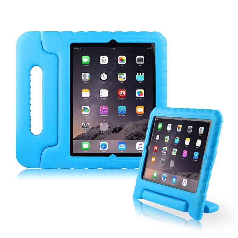 Children Tablet Hand-Held Shockproof EVA Silicon Case For Apple Ipad 4 Ipad3 Ipad2 9.7 Inch