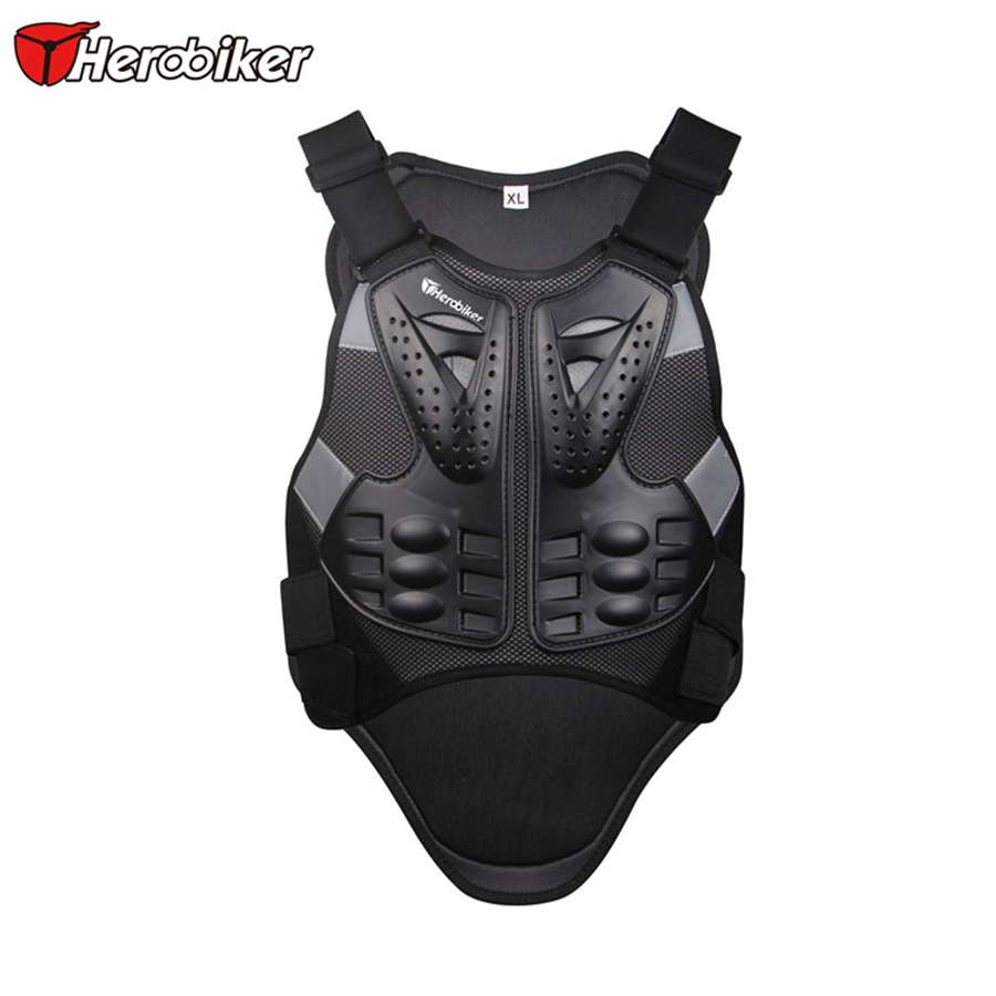 Free shipping 1pcs Motorcycle Armor Motorcycle Racing Riding Full Body Armor Spine Protection Jacket Gear duhan professional motocross racing full body armor spine chest protective jacket gear motorcycle riding body protection guards