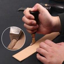 Creasing-Tool Marking-Creaser Leather Edge Press-Edge 304-Stainless-Steel 1pcs Polished-Finish