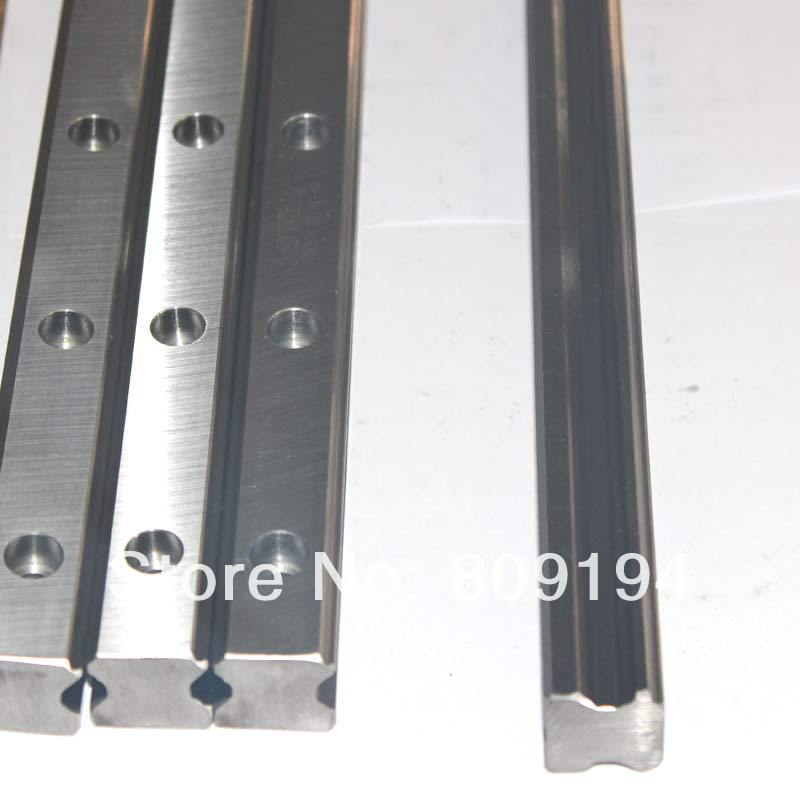 2500mm HIWIN EGR15 linear guide rail from taiwan 2500mm hiwin mgr12 linear guide rail from taiwan