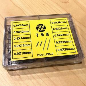 Image 1 - Gratis Verzending 1 Set S/S Pins Met Buizen Voor Horloge Armband Strap Pas Pin Bar