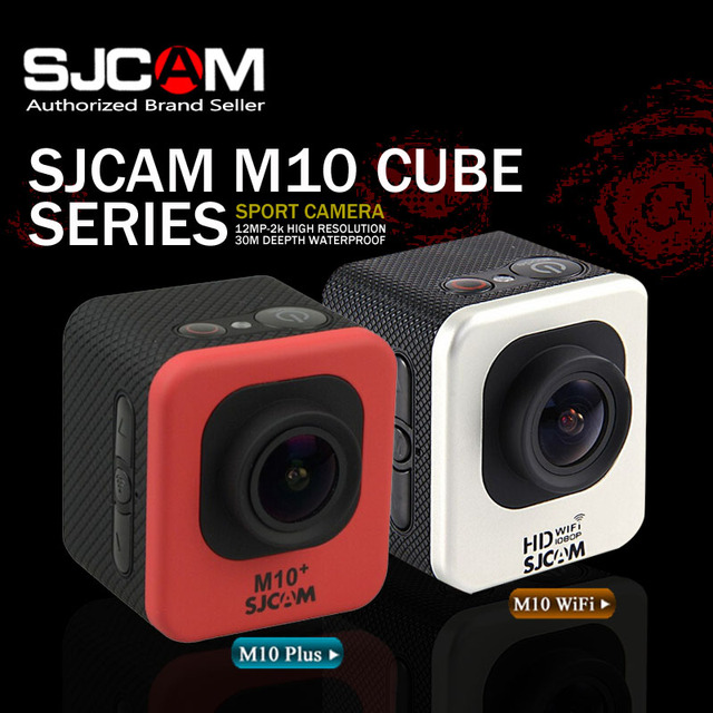 SJCAM M10 Series M10 WIFI Sports Action Camera 12MP 1.5'' LTPS LCD Full HD 1080P Waterproof Camera