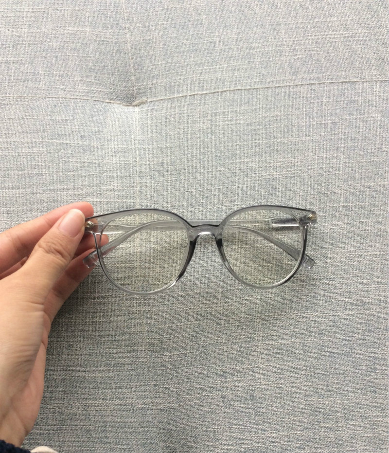 696ab7c48 Red Bean 2018 Fashion Women Glasses Frame Men Eyeglasses Frame Vintage  Round Clear Lens Glasses Optical Spectacle Frame-in Eyewear Frames from  Apparel ...