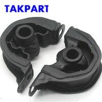 TAKPART Engine Billet Motor Torque Mount For Honda CRV Acura EL Integra Civic 50841 SR3 984, 50841 SR0 981