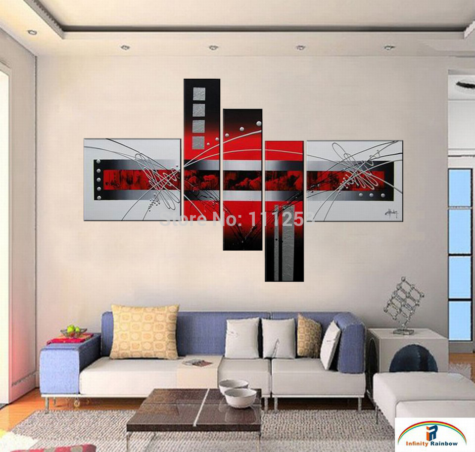 2016 Home Decor Unframed Cuadros Canvas Painting Direct