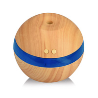 USB Ultrasonic Humidifier 300ml Aroma Diffuser Essential Oil Diffuser Aromatherapy Mist Maker With 7 Color LED